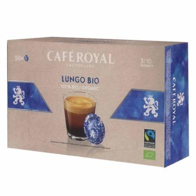 Lungo Bio Café Royal® para NESPRESSO PRO® 50 cápsulas