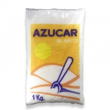 Azúcar Blanco 1 kilo Azucares Ros