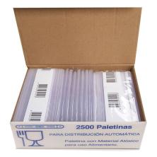 Caja de 2500 Paletinas...