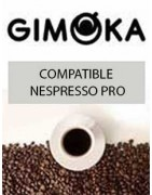 Gimoka Pro, capsules compatible with Nespresso Pro